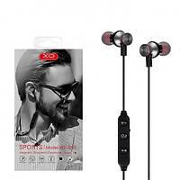 Вакуумные Bluetooth наушники-гарнитура XO-BS5 Black 154422