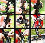 Складной замок для велосипеда BIKIGHT, фото 8