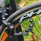 Складной замок для велосипеда BIKIGHT, фото 9