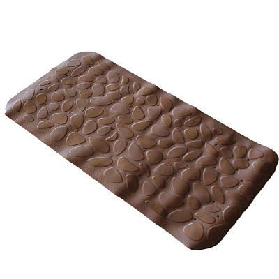 Коврик в ванную комнату антискользящий резиновый 36х75 см Bathlux Stone 40248 132562