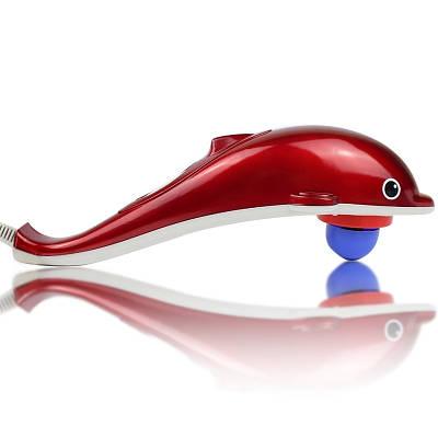 Ручной массажер Дельфин для тела Dolphin большой 139515