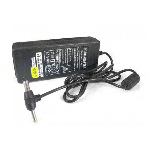 Блок питания адаптер 12V 4A T пластиковый с кабелем разъём 5.52.5mm Ukc 154698