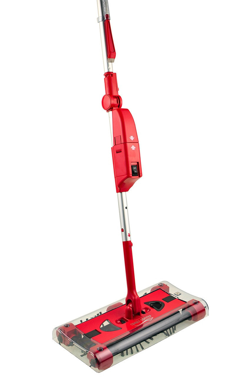 Электровеник швабра Swivel Sweeper G3 Красная 152851