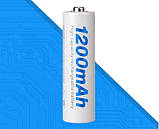 Аккумулятор Beston AA 1.2V 1200 mAh Ni-Mh, фото 4
