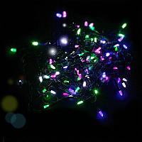 Светодиодная гирлянда Sofi 3D Lampa свечка 300 Led 30 м (3mix) 132913