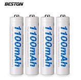 Аккумулятор Beston AAA 1.2V 1100 mAh Ni-Mh, фото 3