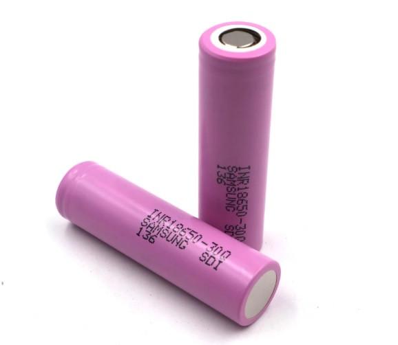 Высокотоковый Аккумулятор Samsung 18650 INR18650-30Q 3000mAh