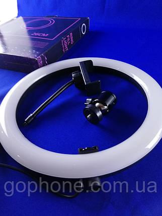 Круговая светодиодная   LED лампа  DX 260, фото 2