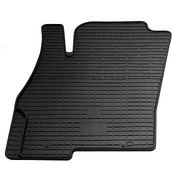 Водительский резиновый коврик для Fiat Punto Evo 2009-2018 Stingray