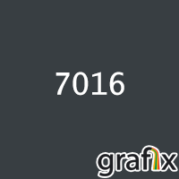 Порошковая краска шагрень, полиэфирная, индустриальная, 7016