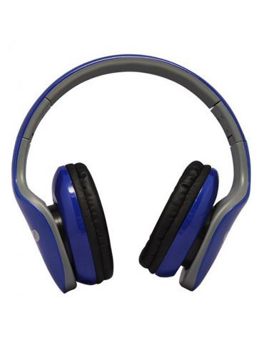 Наушники проводные игровые с микрофоном DitMo DM-2610 синий 156036