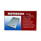 Ювелирные весы Notebook 500гр. 0.01, фото 4