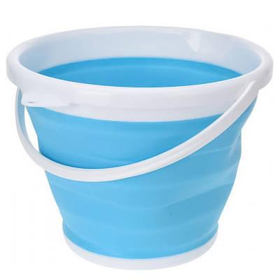 Ведро 10 литров туристическое складное Collapsible Bucket 150163