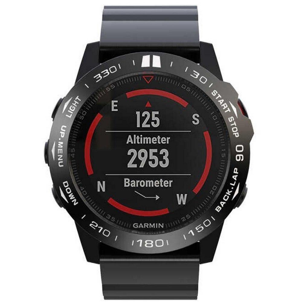Захисне кільце для Garmin Fenix 5x. біле захисне кільце для годинника  FS1770-15