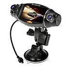 Автомобильный видеорегистратор R310 GPS 2 камеры, фото 6