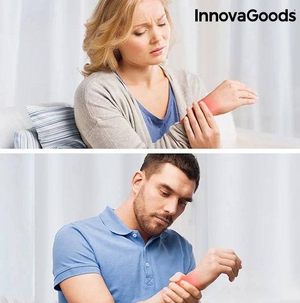 Компрессионные повязки с магнитными точками InnovaGoods 152853