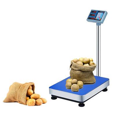Весы платформенные электронные торговые 300 кг 42 х 52 см WiFi Opera Plus 149882