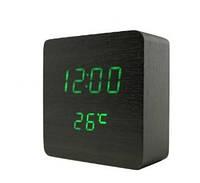 Электронные настольные часы Vst 872 Зеленый 179352