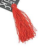 Браслет красная нить 40см-45см, фото 3