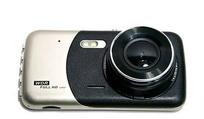 Видеорегистратор Dvr CT 503 z14a 1080P 4 с двумя камерами 180554
