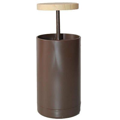 Контейнер для ватных палочек Bathlux Stone 90228 132692