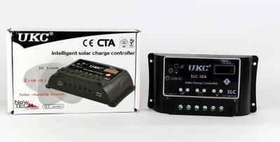 Контроллер для солнечной панели Solar controler 10A 181194