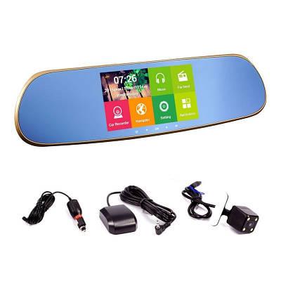 Видеорегистратор Dvr зеркало CT600 Android 180542