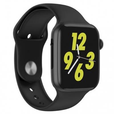 Смарт Часы Supero Smart Watch W34 Черные 152656