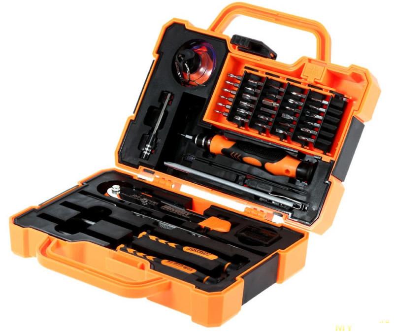 Набор инструментов JAKEMY JM-8139 (оригинал)