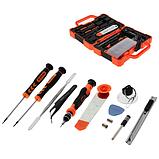 Набор инструментов JAKEMY JM-8139 (оригинал), фото 9