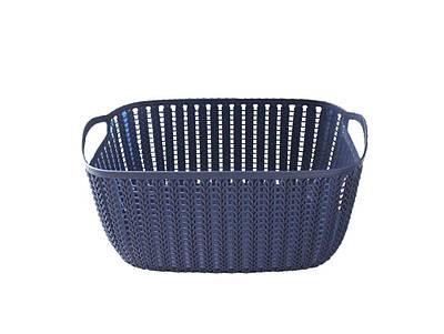 Корзинка для полотенец плетение 2 л Bathlux Fuegos artificiales 70272 132656