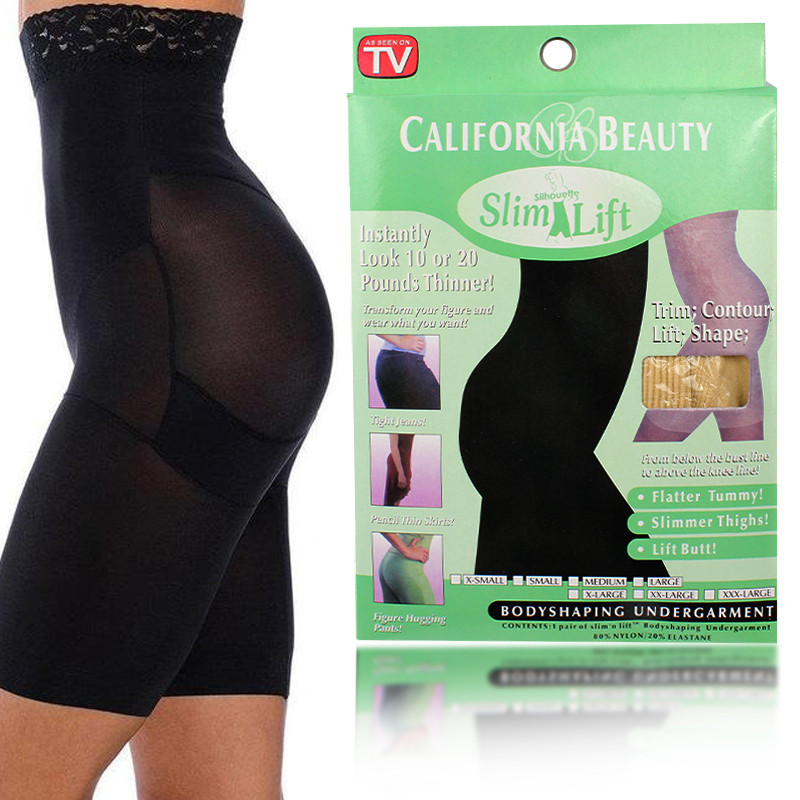 Корректирующее белье Slim Shapewear черный размер S 142186