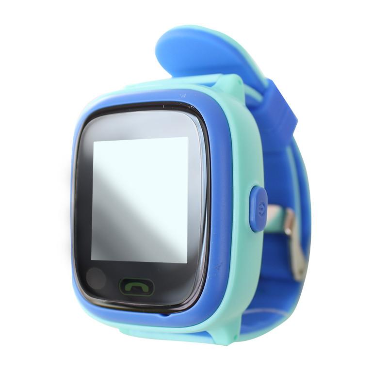 Смарт-часы детские Smart Watch HW8 голубые 151046
