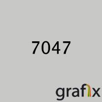 Порошковая краска глянцевая, полиэфирная, индустриальная, 7047
