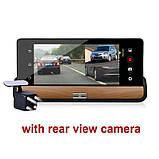 Видеорегистратор навигатор автопланшет Junsun CAR DVR 3G GPS T900, фото 6