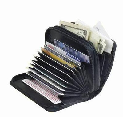 Кошелек визитница Micro Wallet 183004