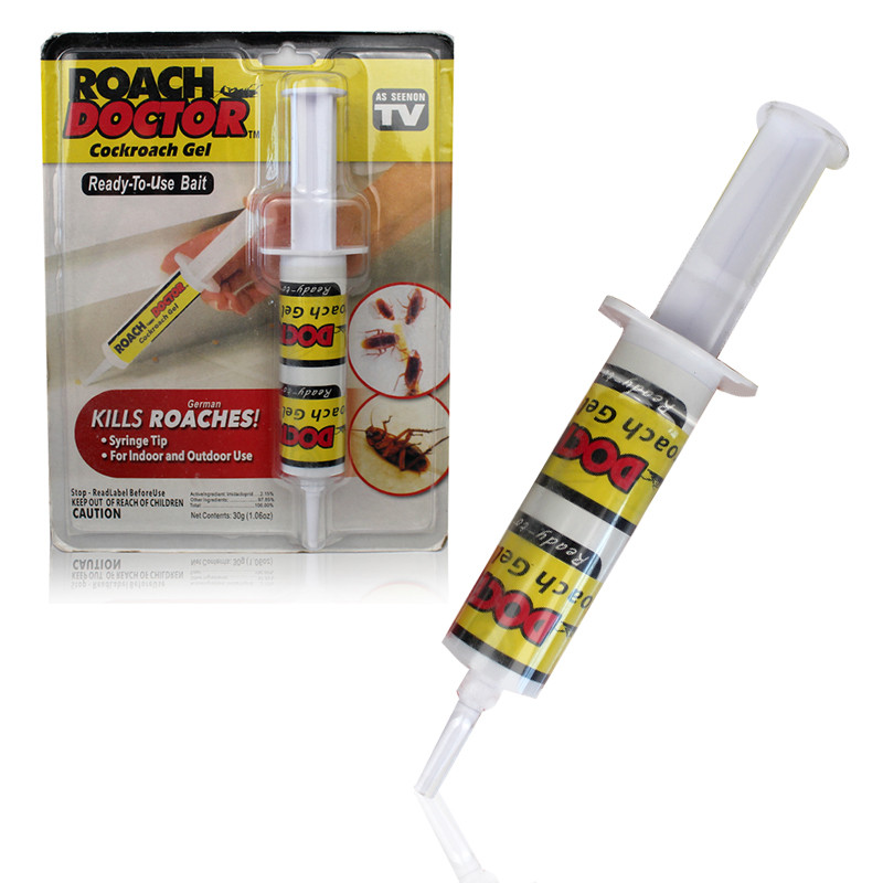 Гель от тараканов и насекомых Roach doctor Cockroach Gel 154060