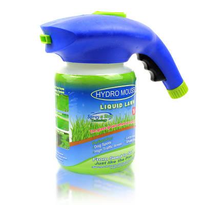 Гидропосев газона жидкий газон Hydro Mousse Liquid Lawn 130579