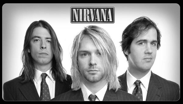 CD диски Nirvana