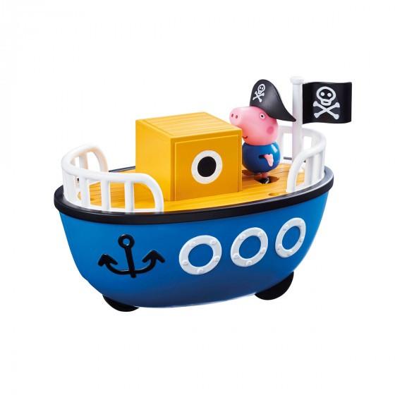 Ігровий Набір Peppa - Кораблик Дідуся Пеппы 06928