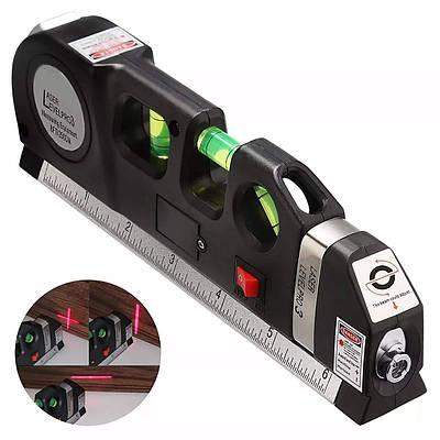 Лазерный уровень со встроенной рулеткой Laser Level Pro 3 180299