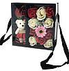 Подарочные наборы мыла из роз с мишкой XY19-79 181884, фото 2