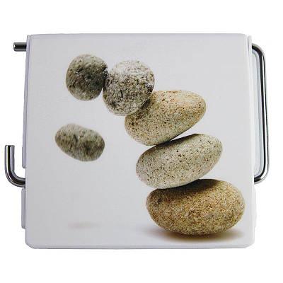 Держатель для туалетной бумаги закрытый Bathlux Stone 50314 132597