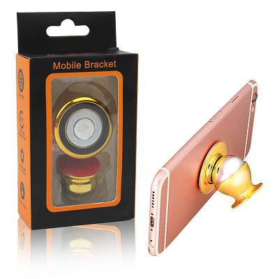 Магнитный автомобильный держатель для телефона Mobile Bracket 150866