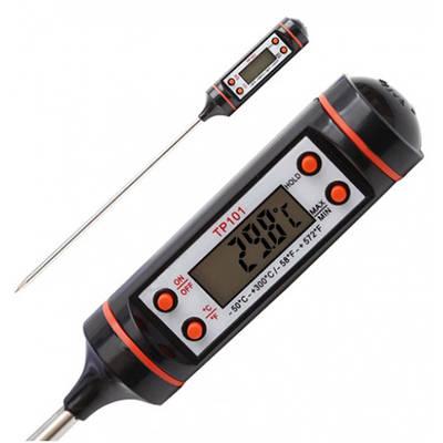 Термометр градусник пищевой цифровой электронный со щупом TP-101 Ufr 179858