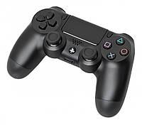 Джойстик беспроводной в стиле Sony DualShock 4 для Sony PS4 черный 130803