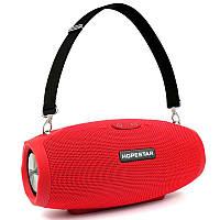 Портативная акустическая Bluetooth колонка Hopestar H26 красная 140066