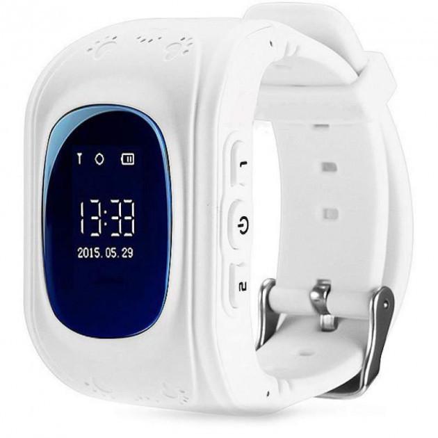 Детские Смарт Часы Q50 3G белые 182971