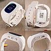 Детские Смарт Часы Q50 3G белые 182971, фото 6