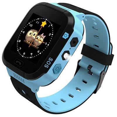 Детские умные часы Smart Watch K3 Черно-синие 182491